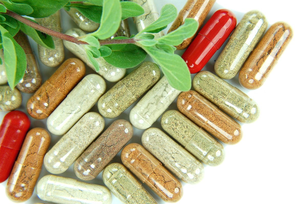 Homeopathic Supplements