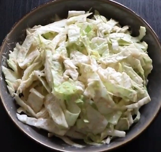 creamy coleslaw dressing with mayo