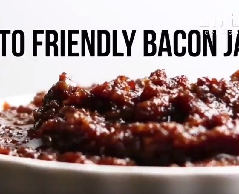 Keto Friendly Bacon Jam