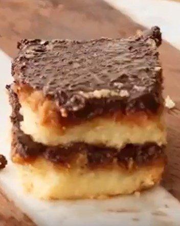 Snickers Bar Recipe