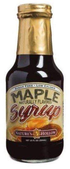 Sugar Free Maple Syrup Keto