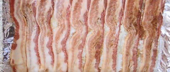 Maple Pecan Bacon