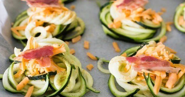 Zucchini Cream Cheese