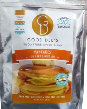 5 Best Keto Waffle And Pancake Mixes