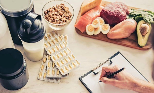 Building Muscle on Keto Diet