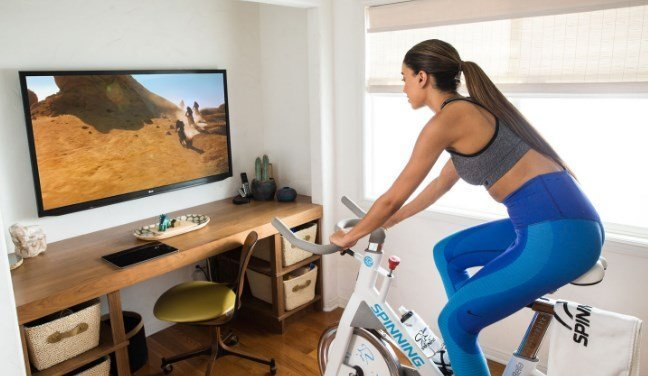 Health Benefits Of Indoor Cycling