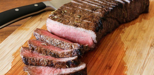 easy eye of round steak recipes