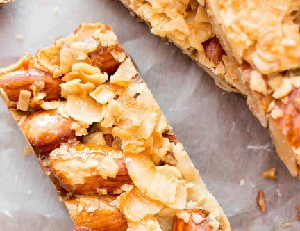 Healthy Chewy Granola Bar Recipe