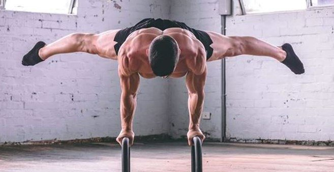 Beginner calisthenics workout