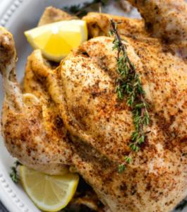 Instant Pot Whole Chicken Recipe