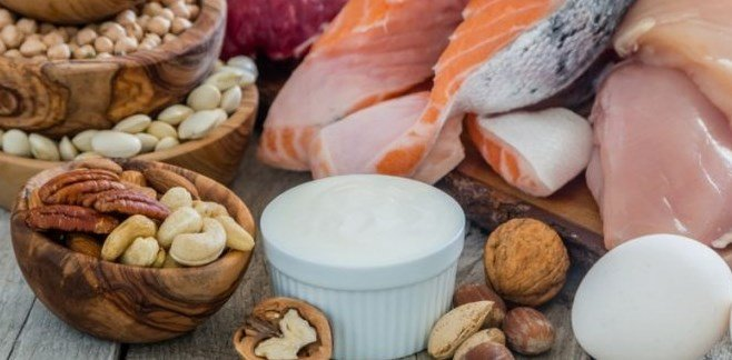 high protein foods with low calories