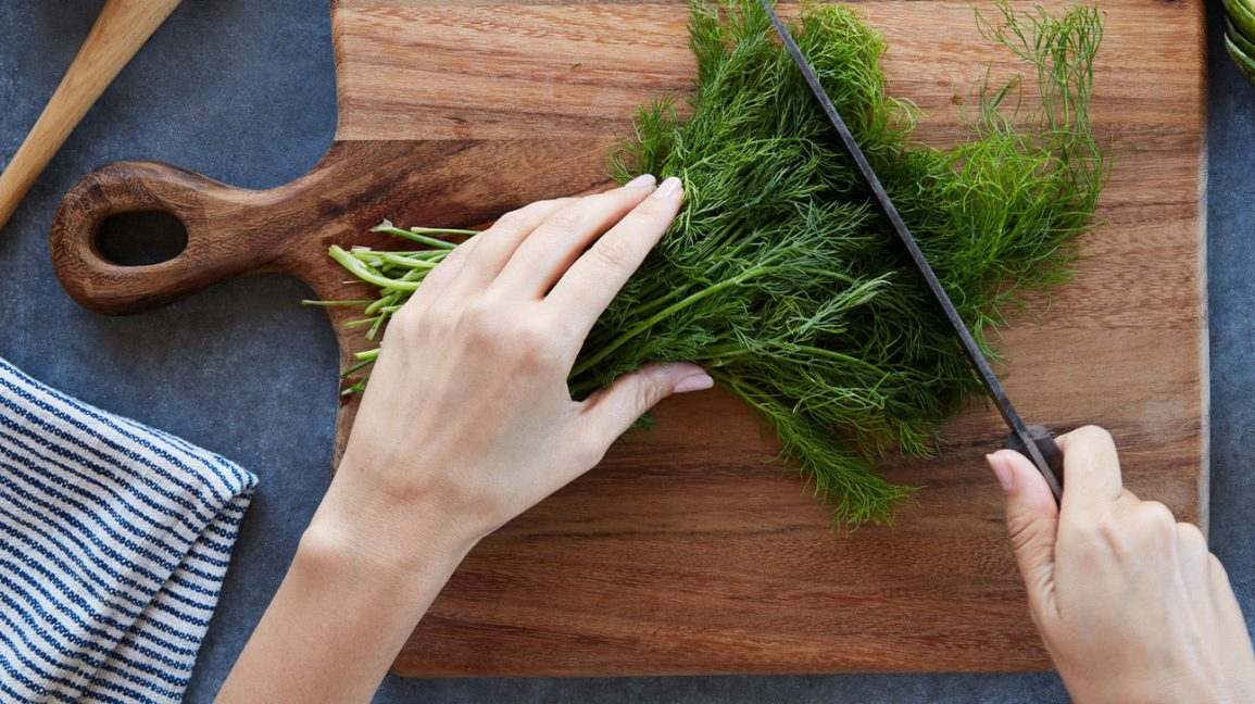 dill leaves benefits