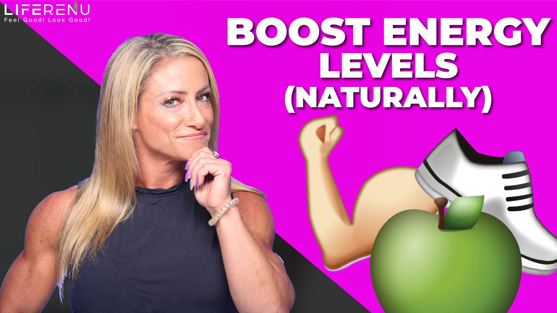 Boost your Energy Levels