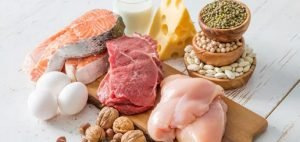 Symptoms of protein deficiency