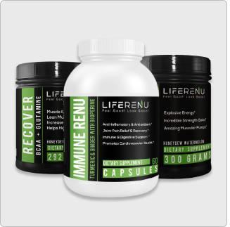 LifeRenu Supplements Store