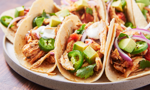 Chicken taco seasoning recipe