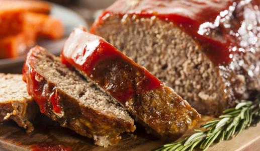 veg meatloaf