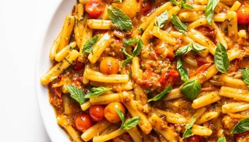 Low carb pasta recipes