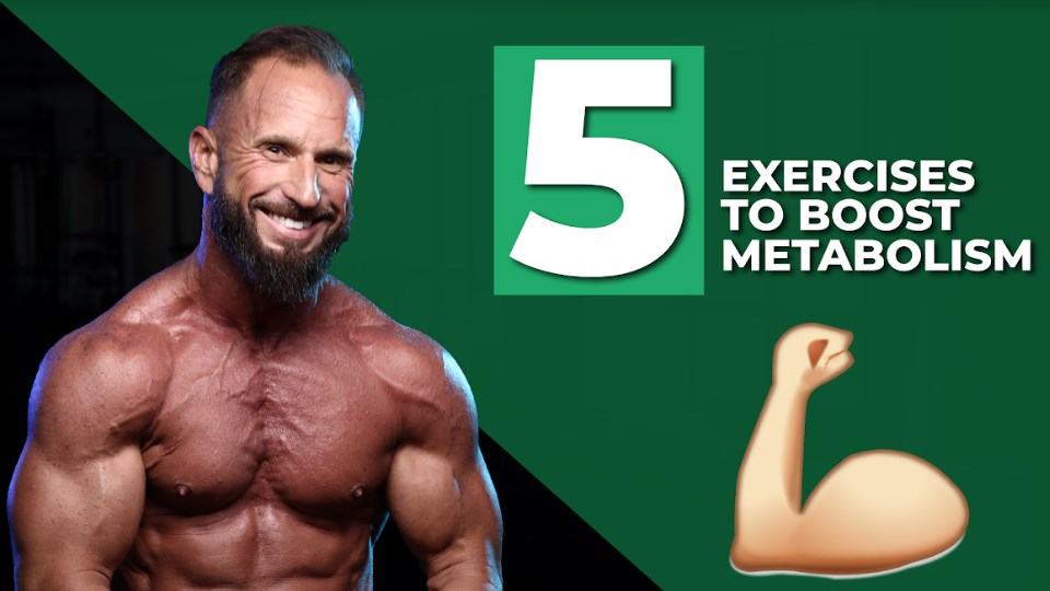 Exercises that Boost Metabolism